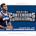 2020-21 Panini Contenders Basketball
