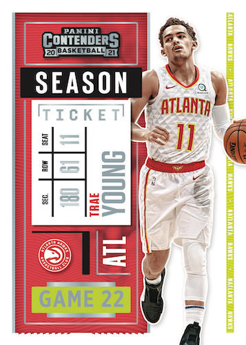 2020-21 Panini Contenders Basketball Cards 3