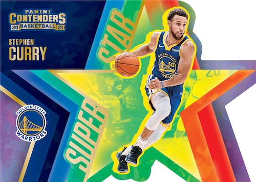 2020-21 Panini Contenders Basketball Cards 4