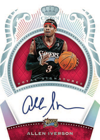2020-21 Panini Crown Royale Basketball Cards 8
