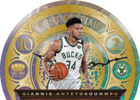 2020-21 Panini Crown Royale Basketball Cards 5