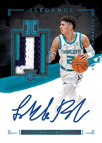 2020-21 Panini Impeccable Basketball Cards 5