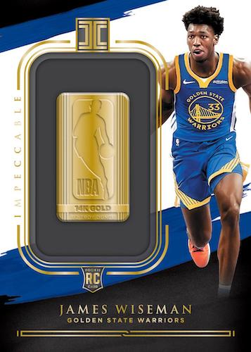 2020-21 Panini Impeccable Basketball Cards 4