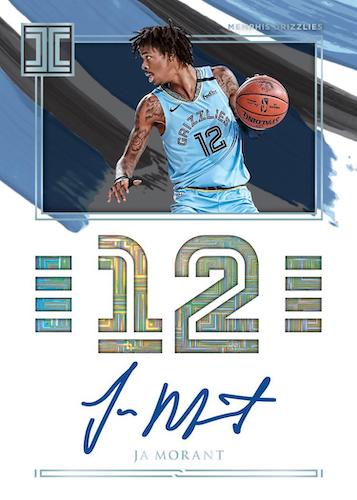 2020-21 Panini Impeccable Basketball Cards 7