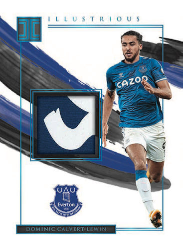 2020-21 Panini Impeccable Premier League Soccer Cards 10