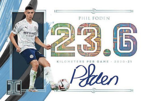 2020-21 Panini Impeccable Premier League Soccer Cards 6