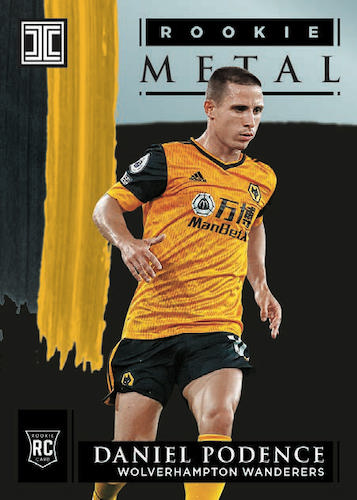 2020-21 Panini Impeccable Premier League Soccer Cards 4