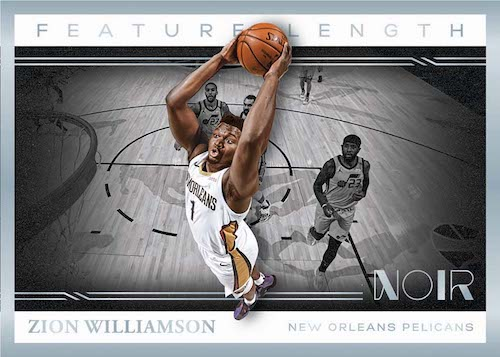2020-21 Panini Noir Basketball Cards 1