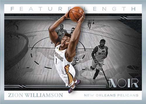 2020-21 Panini Noir Basketball Cards - Checklist Added 3
