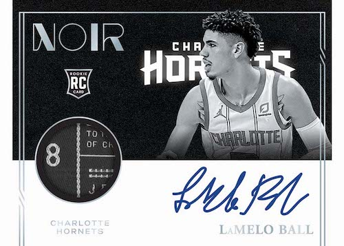 2020-21 Panini Noir Basketball Cards 5