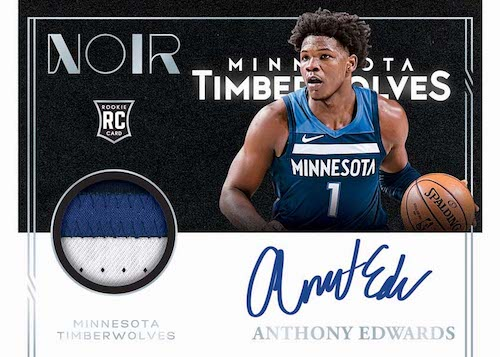 2020-21 Panini Noir Basketball Cards 4