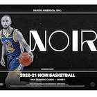 2020-21 Panini Noir Basketball Cards