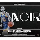 2020-21 Panini Noir Basketball