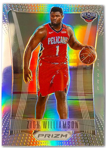 2020-21 Panini Prizm Basketball Cards 6