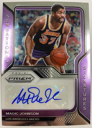 2020-21 Panini Prizm Basketball Cards 7
