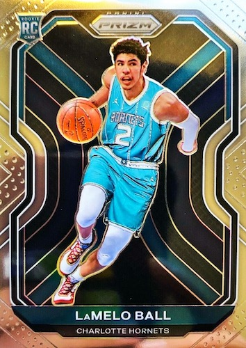 2020-21 Panini Prizm Basketball Variations Gallery and Checklist 11