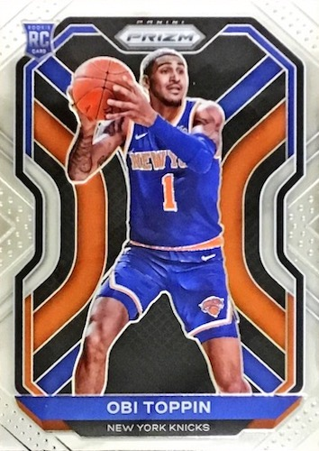 2020-21 Panini Prizm Basketball Variations Gallery and Checklist 12