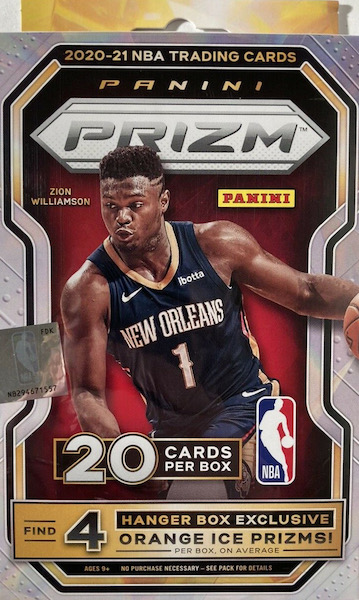 2020-21 Panini Prizm Basketball Variations Gallery and Checklist 3
