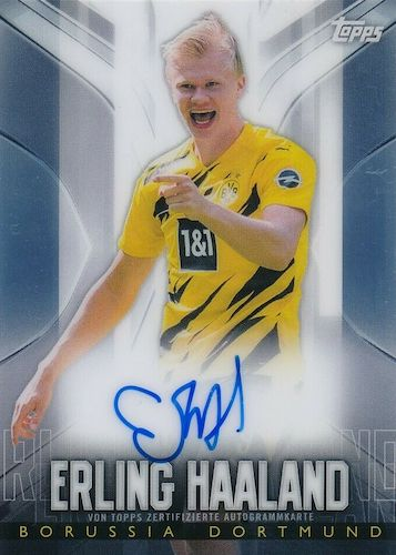 Top Erling Haaland Cards to Collect 9