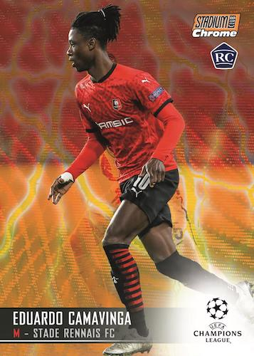 2020-21 Topps Stadium Club Chrome UEFA Champions League Soccer Cards 3