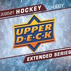 2020-21 Upper Deck Extended Series Hockey Cards - Early Images