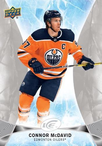 2020-21 Upper Deck Ice Hockey Cards 1