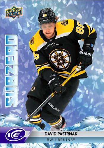 2020-21 Upper Deck Ice Hockey Cards 4