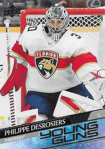 2020-21 Upper Deck Young Guns Gallery, Checklist Breakdown and Hot List 67