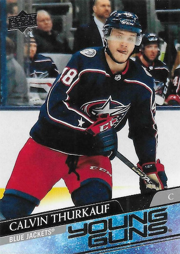 2020-21 Upper Deck Young Guns Gallery, Checklist Breakdown and Hot List 69