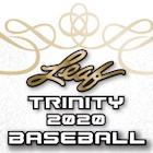 2020 Leaf Trinity Baseball Cards