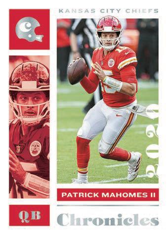 2020 Panini Chronicles Football Cards 3
