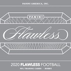 2020 Panini Flawless Football Cards
