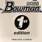 2021 Bowman 1st Edition Baseball Cards
