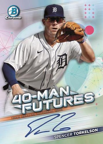 2021 Bowman Chrome Baseball Cards 8