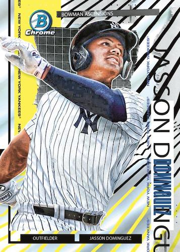 2021 Bowman Chrome Baseball Cards 5