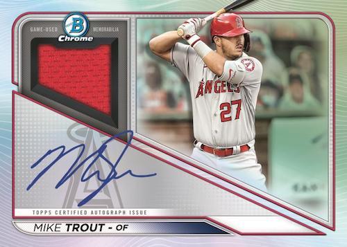 2021 Bowman Chrome Baseball Cards 9