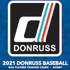 2021 Donruss Baseball Cards
