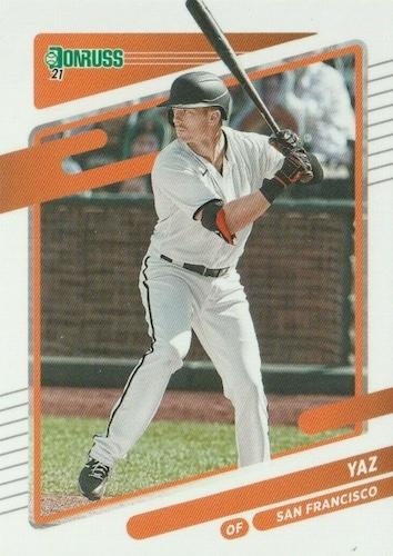 2021 Donruss Baseball Variations Gallery and Checklist 2
