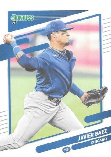 2021 Donruss Baseball Variations Gallery and Checklist 18