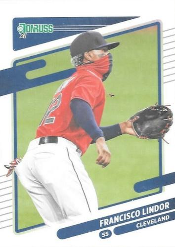 2021 Donruss Baseball Variations Gallery and Checklist 20