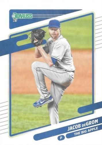 2021 Donruss Baseball Variations Gallery and Checklist 26