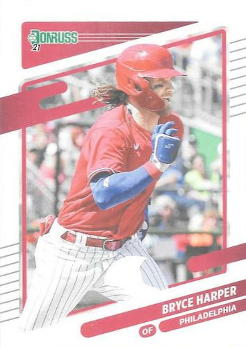 2021 Donruss Baseball Variations Gallery and Checklist 40
