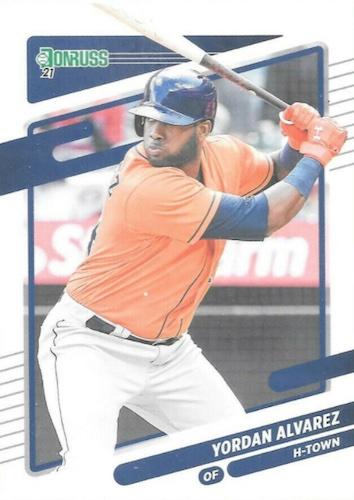 2021 Donruss Baseball Variations Gallery and Checklist 42