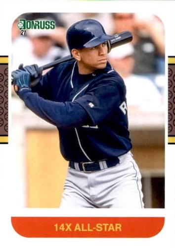 2021 Donruss Baseball Variations Gallery and Checklist 74