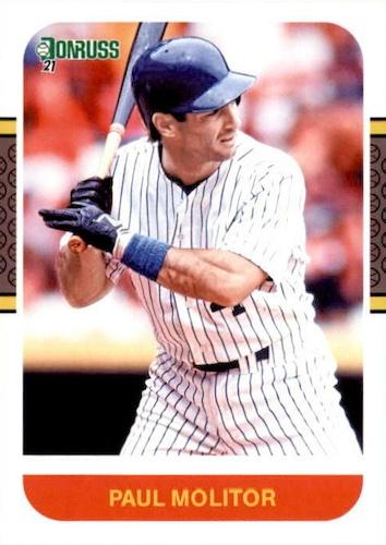 2021 Donruss Baseball Variations Gallery and Checklist 76