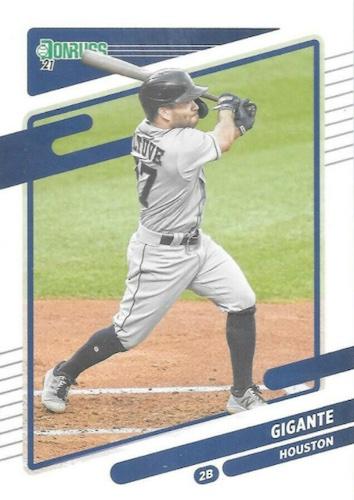 2021 Donruss Baseball Variations Gallery and Checklist 52