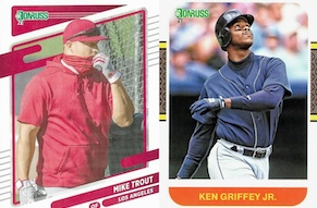 2021 Donruss Baseball Variations Gallery and Checklist