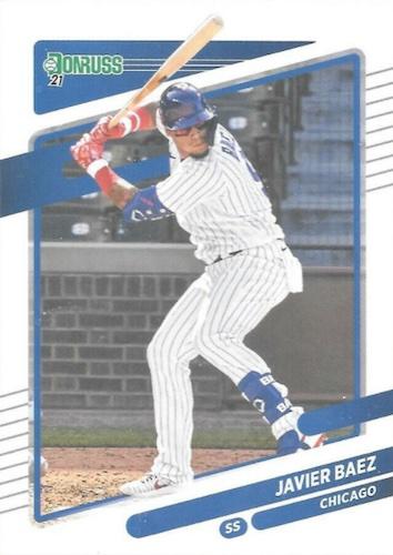 2021 Donruss Baseball Variations Gallery and Checklist 17