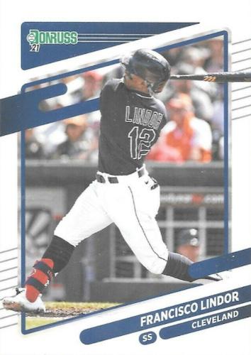 2021 Donruss Baseball Variations Gallery and Checklist 19