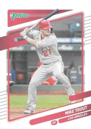 2021 Donruss Baseball Variations Gallery and Checklist 35